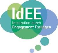 Idee - Integration durch Engagement Esslingen Bildmarke