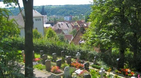 Friedhof Mettingen