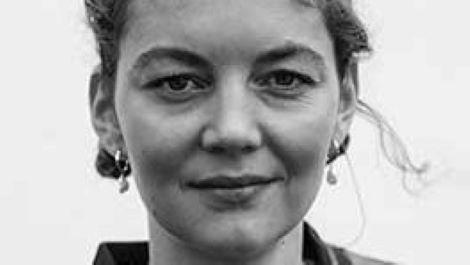 Portrait der Autorin Lisa Krusche