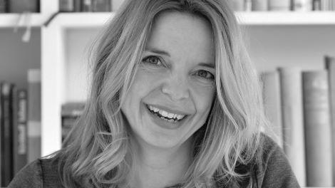 Portrait der Autorin Sarah Welk